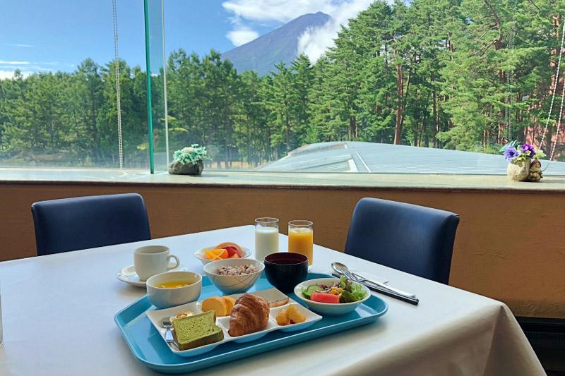 fuji premium resort 富士尊享度假飯店飯店早餐