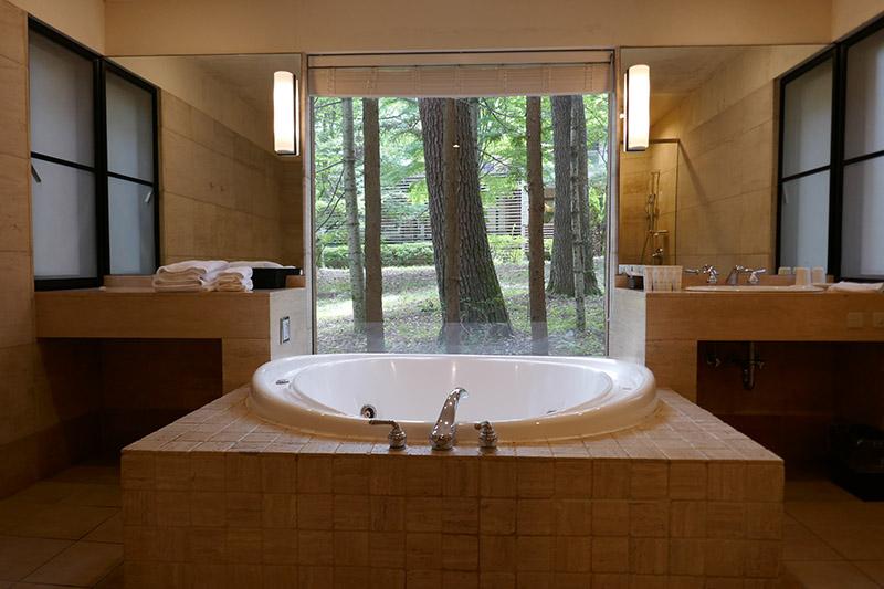 fuji premium resort 富士尊享度假飯店Forest Village浴室
