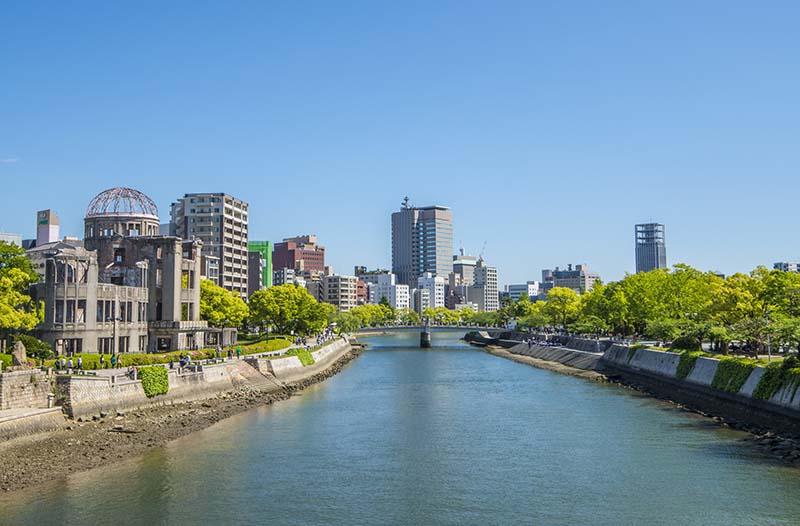 廣島的街道