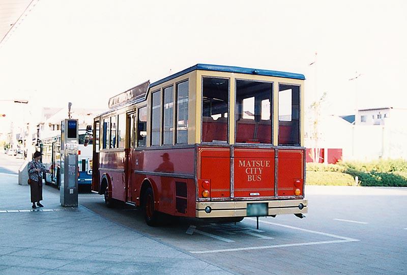 松江 Lake Line Bus