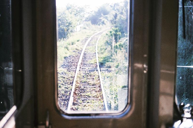 JR予讚線電車