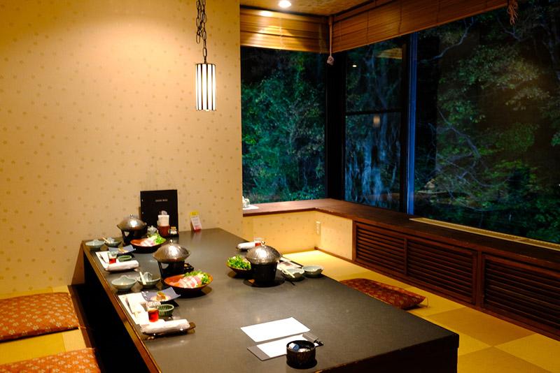 新潟市 鍋 個室