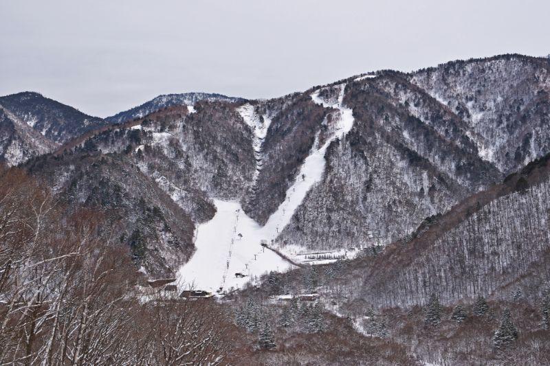 平湯溫泉滑雪場