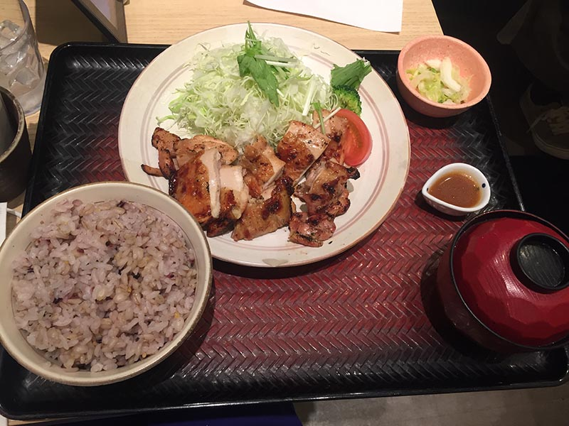 日本大戶屋定食