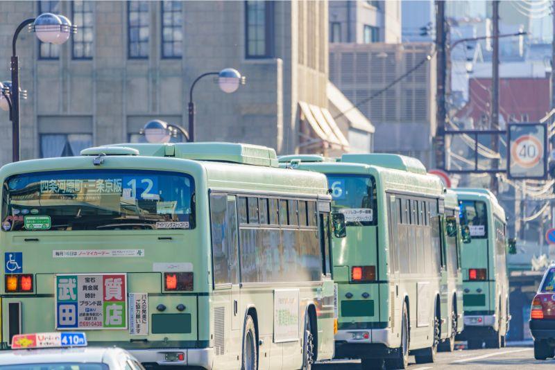 京都交通巴士