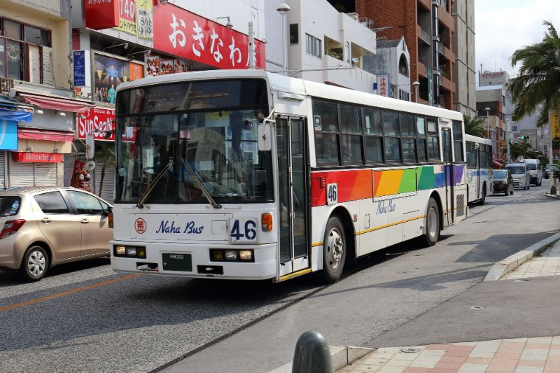 那霸巴士7E