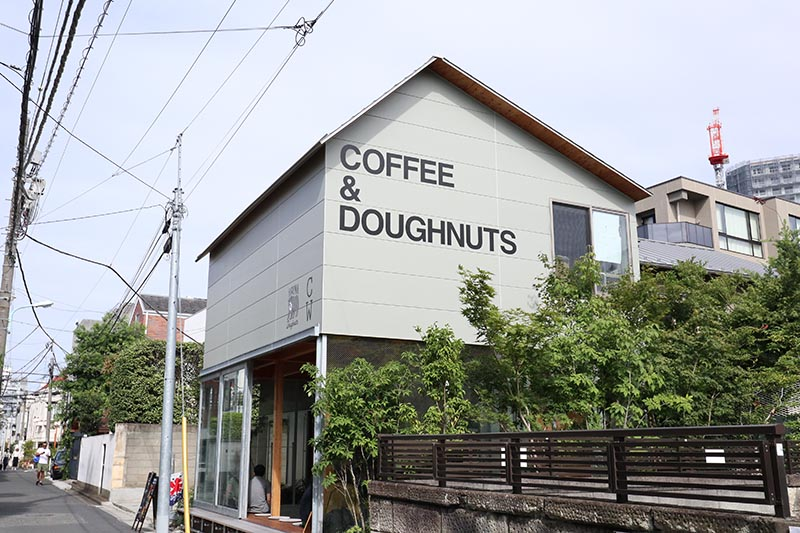 Coffee Wrights店面外觀