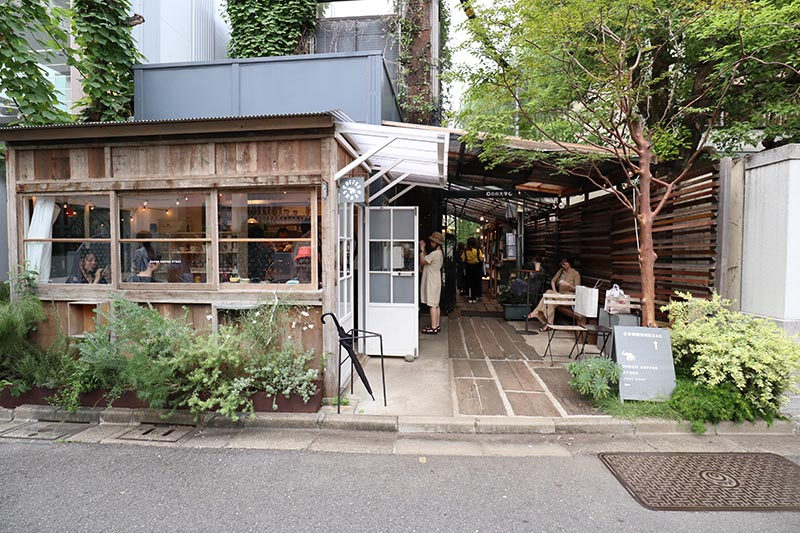 SHOZO COFFEE STORE外觀