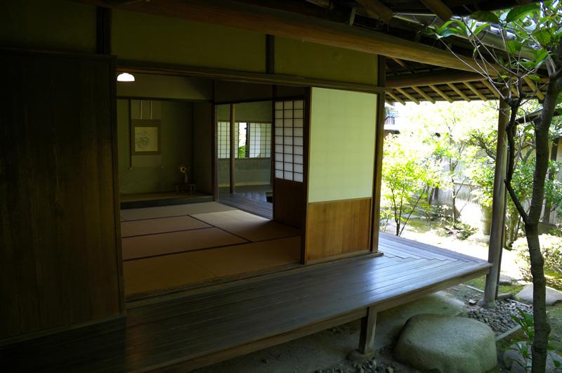 竹原的松阪邸