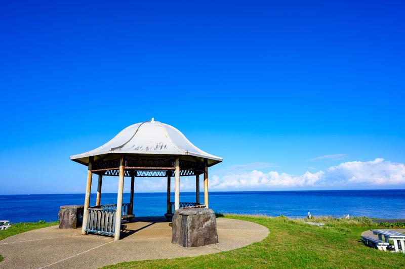 角島燈塔公園