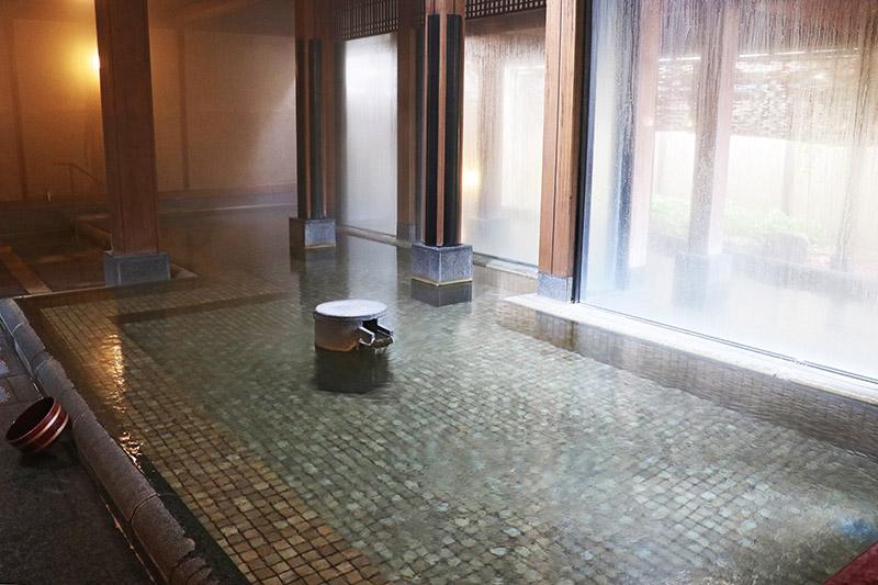 萬翠樓大浴場