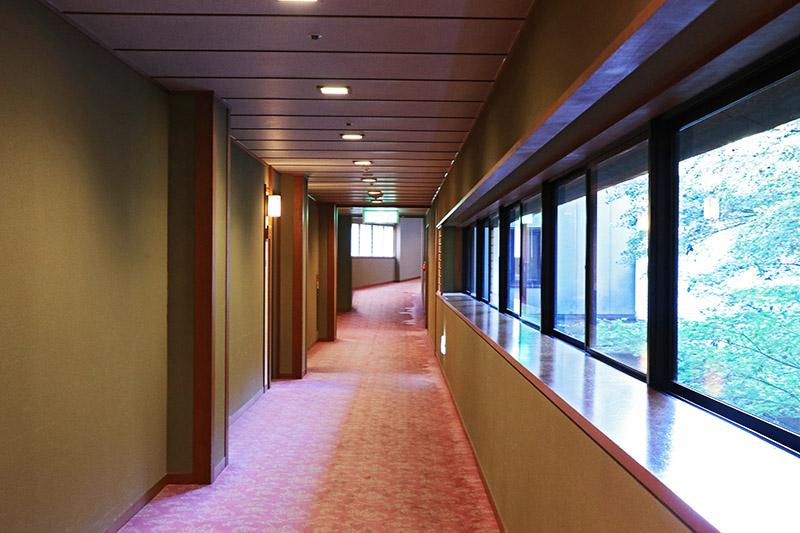 萬翠樓走廊