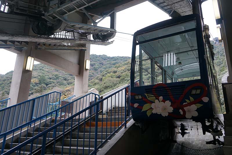 岩國城纜車