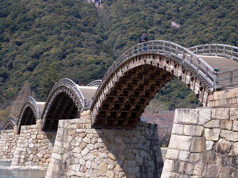 山口岩國錦帶橋