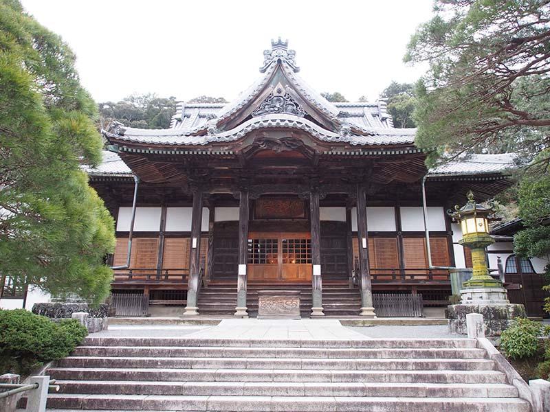 修禪寺本堂