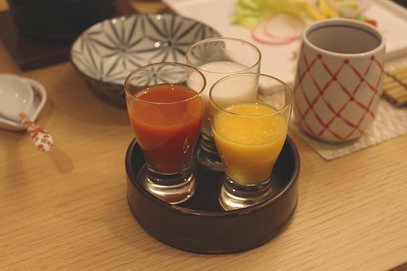 山翠樓的早餐飲品