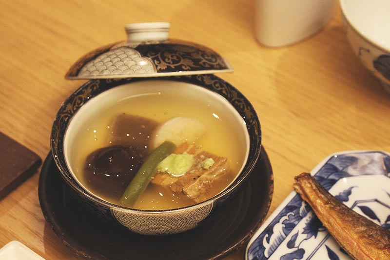 山翠樓日式早餐名物