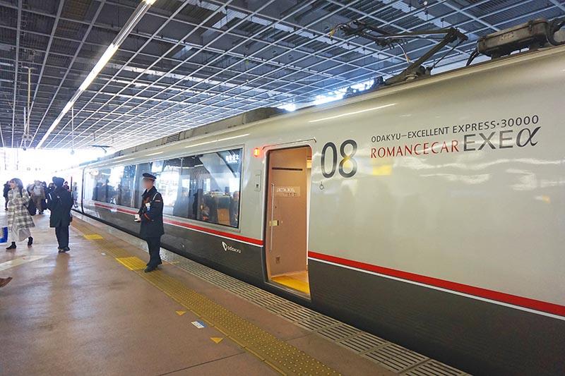 小田急線浪漫電車