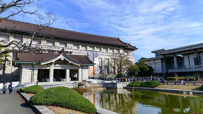 東京國立博物館