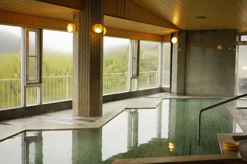 新八景園 溫泉