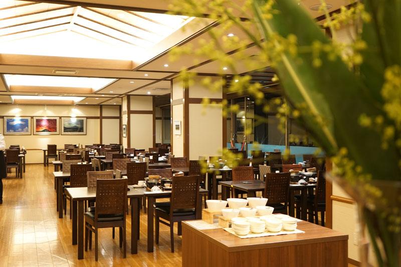新八景園 餐廳