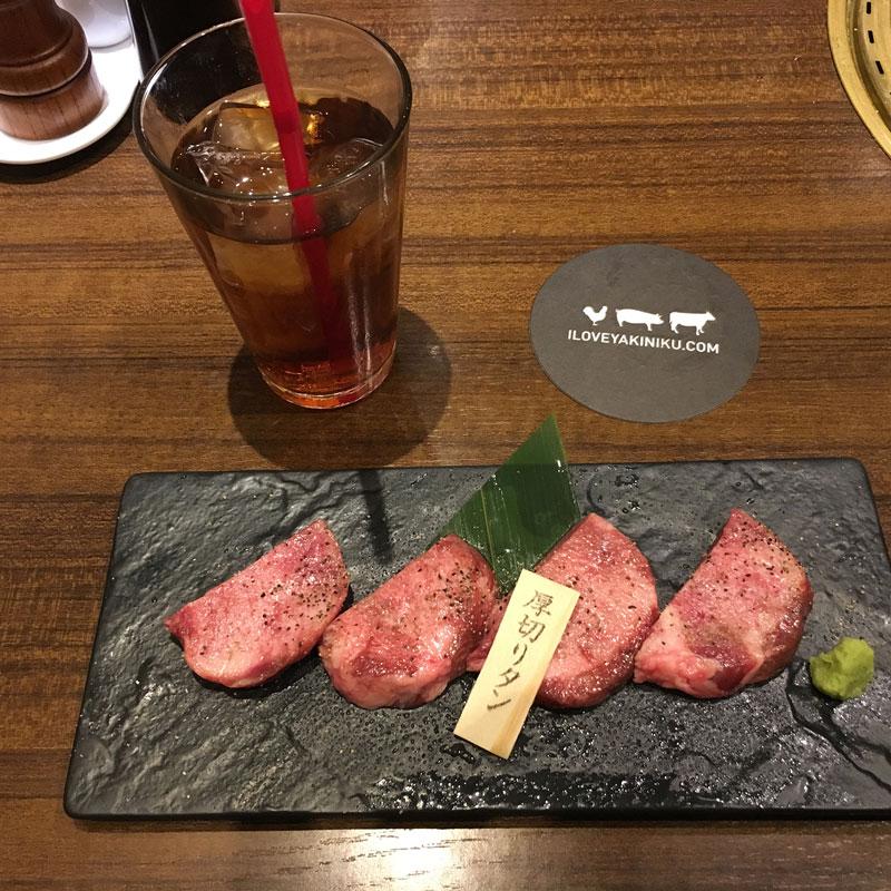 和牛鹽燒肉BLACK HOLE 新宿三丁目店