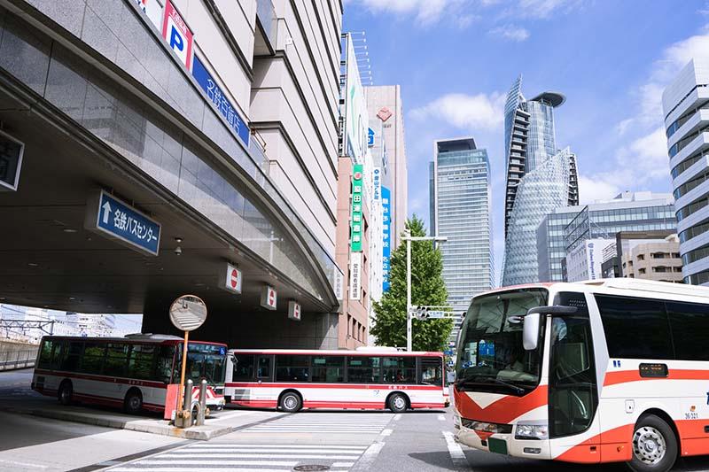 名鐵巴士中心