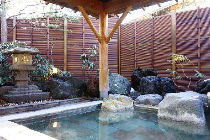 萬代之湯 露天浴池