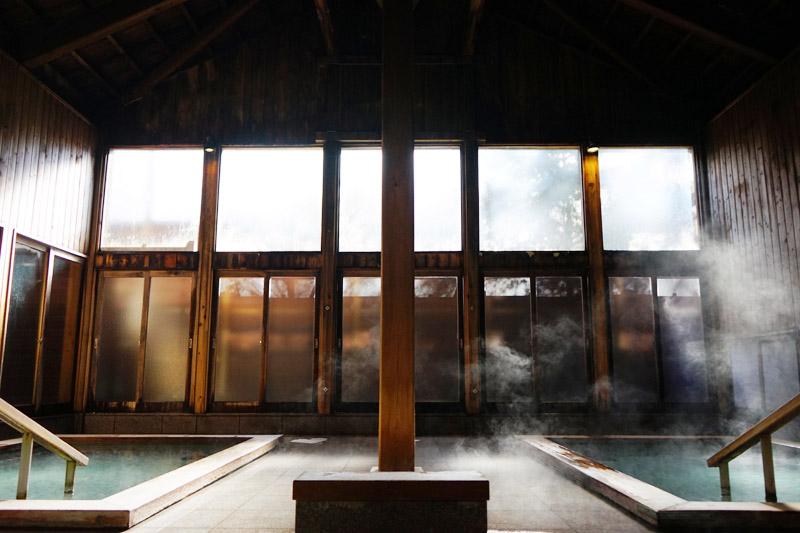 遊山之湯 大浴場