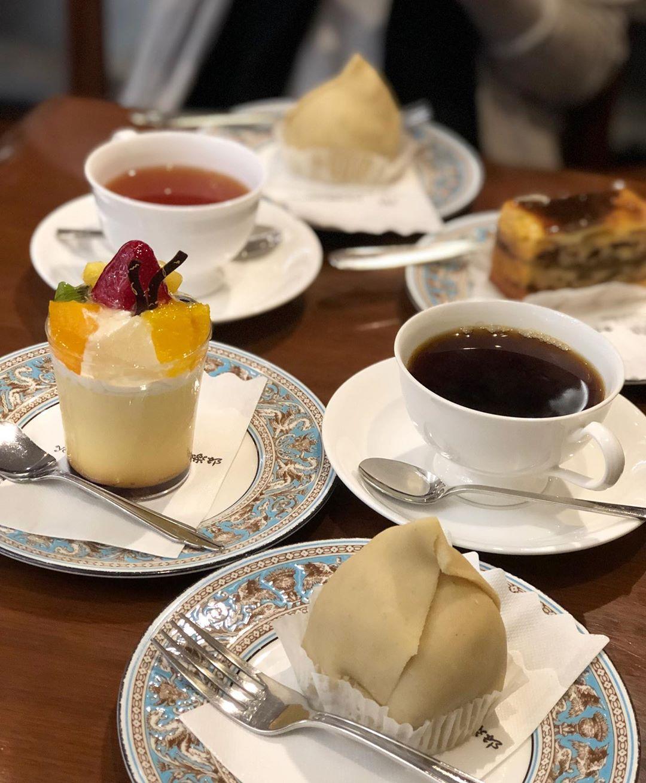 東京洋菓子俱樂部