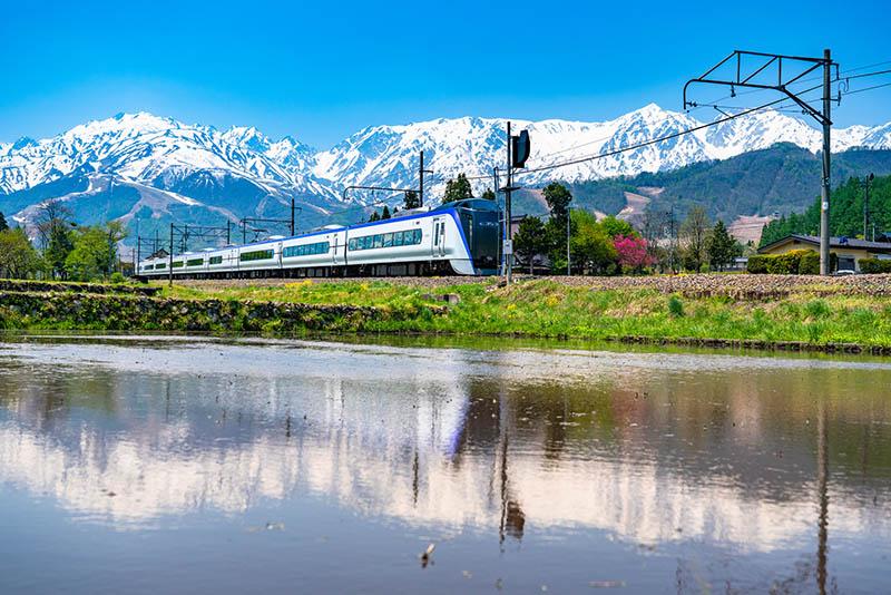 長野縣的列車