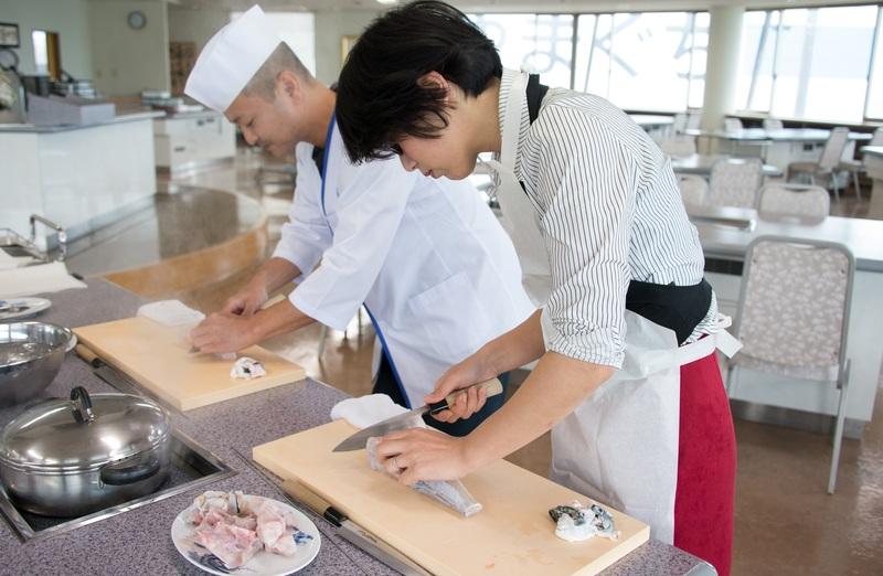 河豚料理體驗