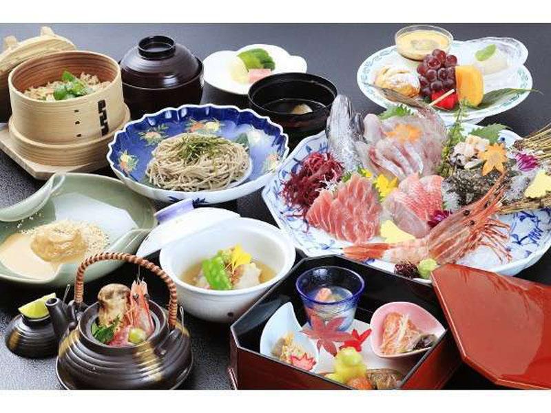 福住的日式料理