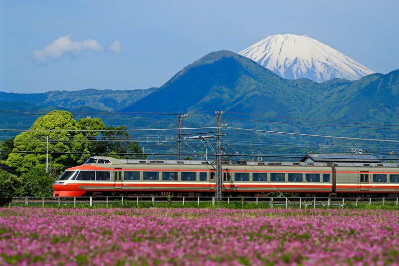 小田急浪漫列車