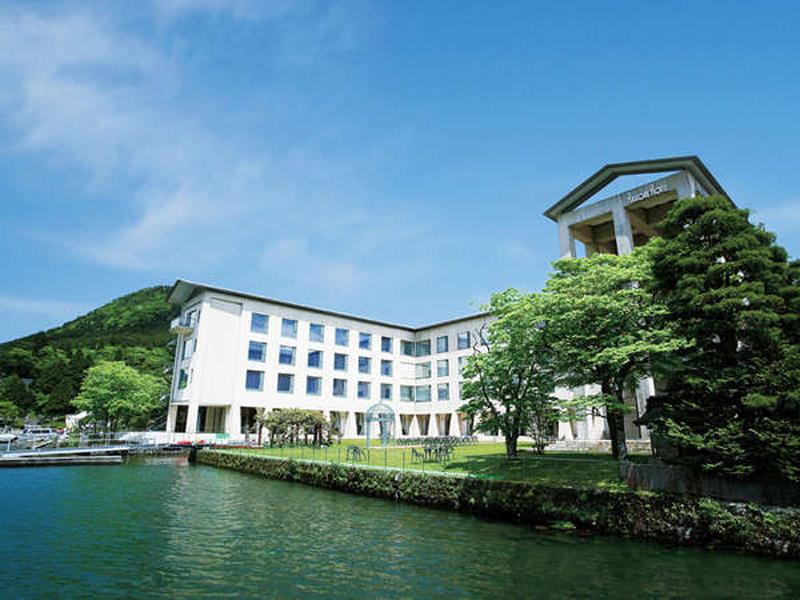 HAKONE HOTEL FUJIYA HOTEL LAKE VIEW ANNEX外觀