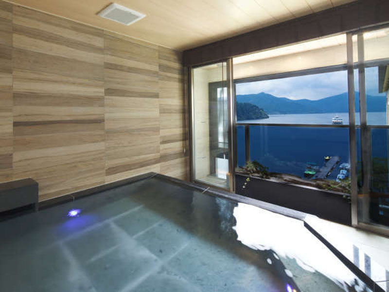 HAKONE HOTEL FUJIYA HOTEL LAKE VIEW ANNEX浴池