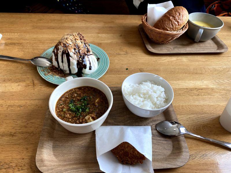 麻婆豆腐定食套餐