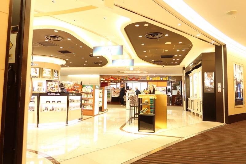 機場免稅商店