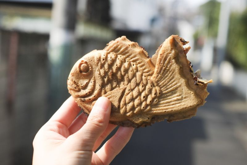 紅豆鯛魚燒