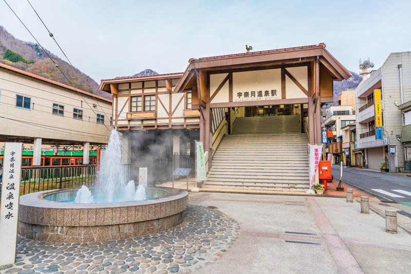 宇奈月溫泉