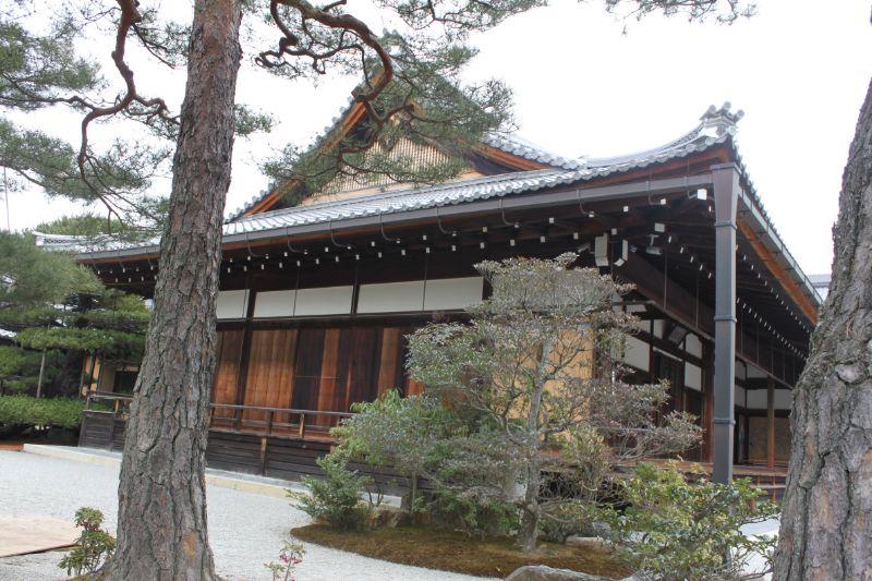 金閣寺 方丈