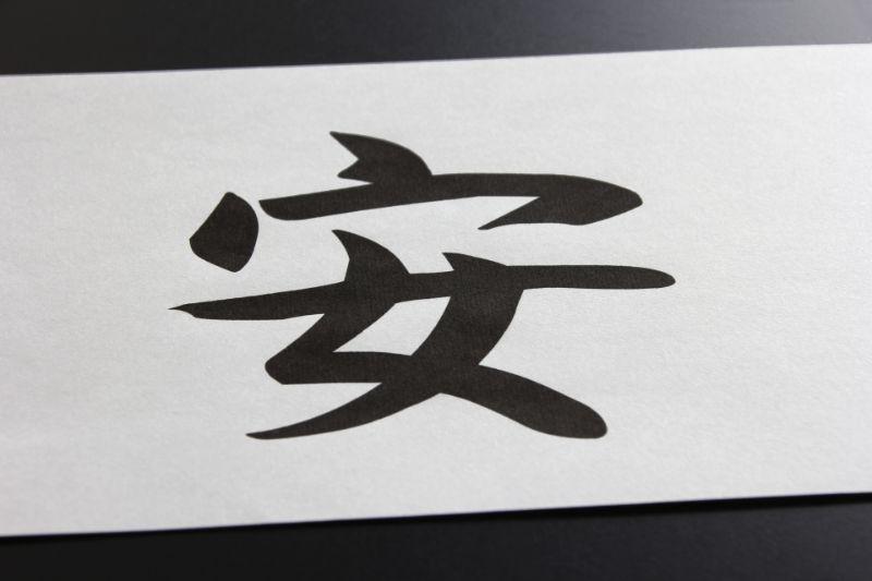 漢字 示意圖