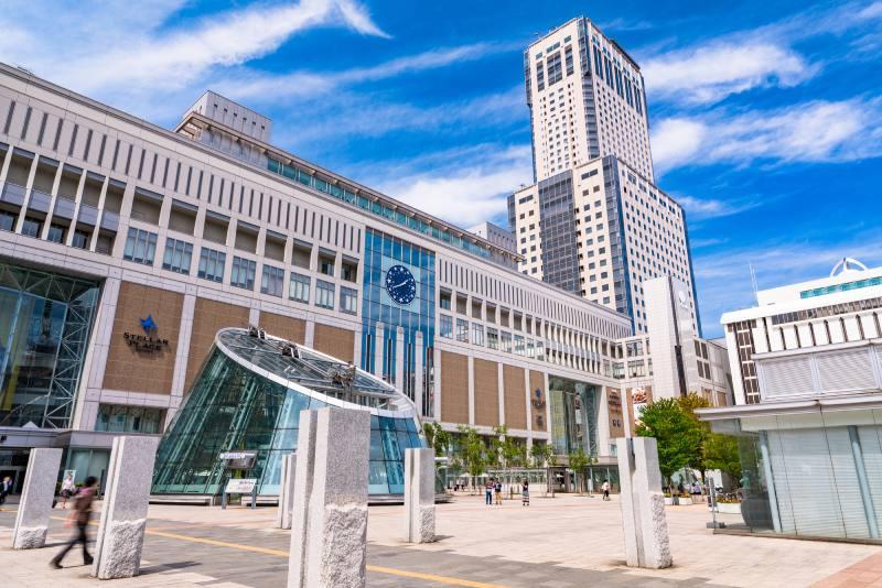 北海道札幌車站