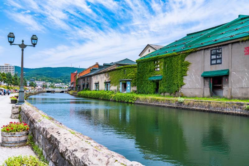北海道小樽運河