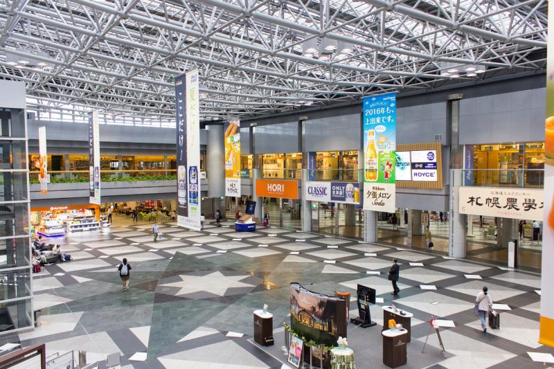 北海道新千歲機場國內線