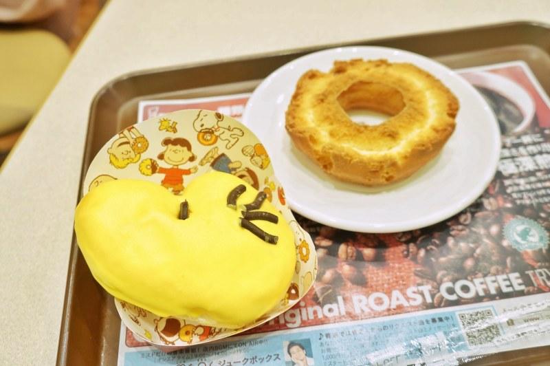mister donut史努比甜甜圈