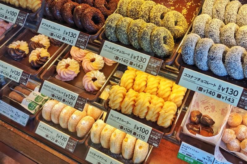 Mister Donut甜甜圈