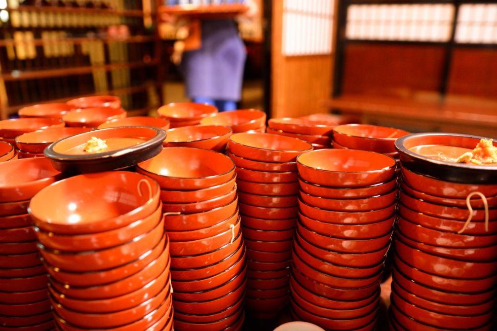 岩手縣美食「椀子蕎麥麵」