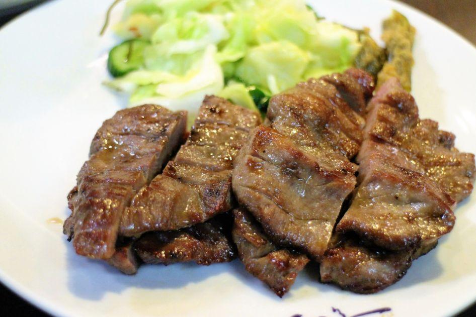 仙台必吃美食「牛舌」