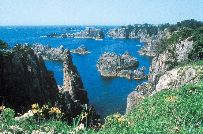 佐渡島尖閣灣
